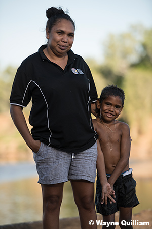 Caitlyn Lawford Fitzroy Crossing